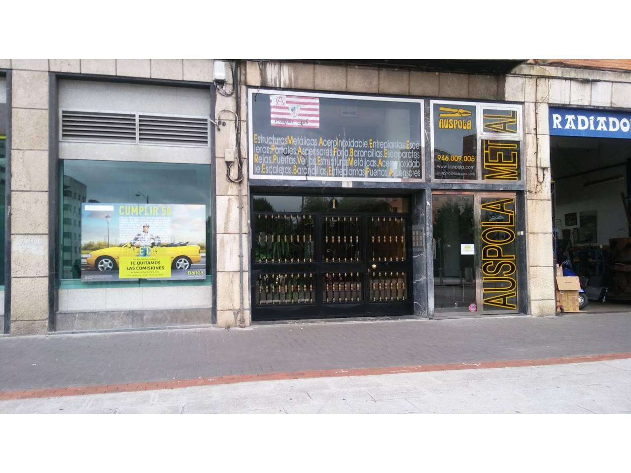Local comercial en venta en Ametzola